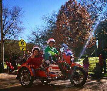 Christmas Parades