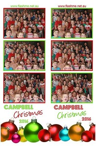 Campbell Christmas 2016 - 18 December 2016