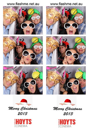 Hoyts Penrith Christmas Party - 16 December 2013