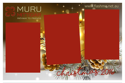 Muru Mittigar Christmas Party - 16 December 2016