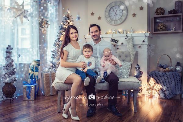 Evgenia's Family