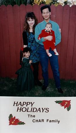 Christmas Pics 1991