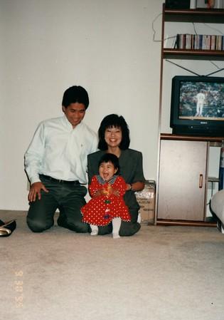 scott, aileen and amber 10.1995
