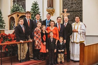 7822 Christmas LatinMass St  Patricks