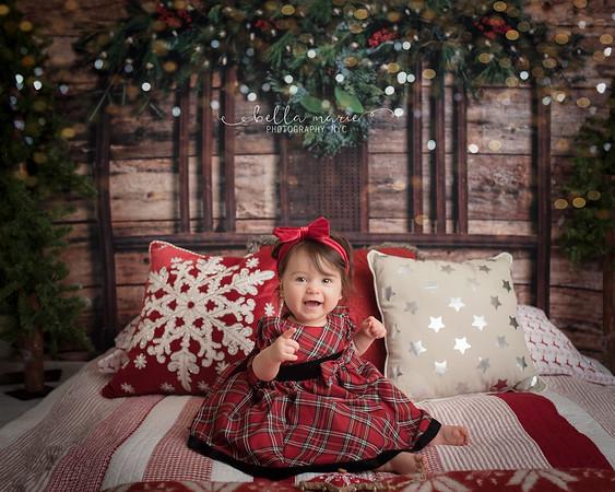 Baby's 1st Christmas,  2017