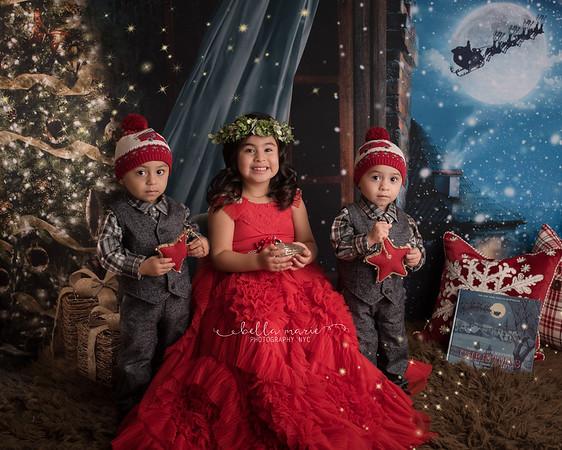 Galluzzi Children Christmas