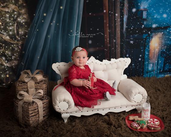 Giada's First Christmas