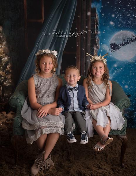Siblings ~ Christmas 2017