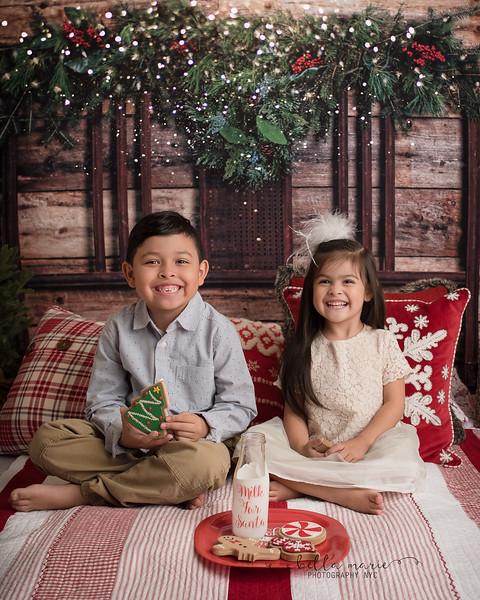 Sweet Sibling Christmas,  2017