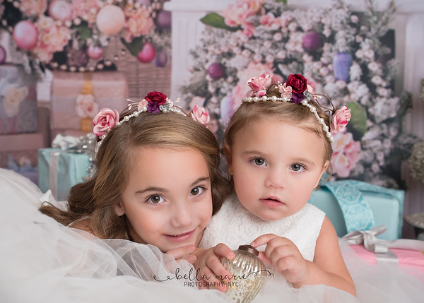 The Girls' Pink Christmas