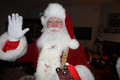 Christmas Shindig with Santa