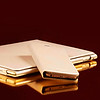 iPad Wrap Folio Gold with iPhone 6 Premium Folio Gold