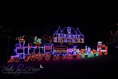 Bentleyville, U.S.A. Tour of Lights