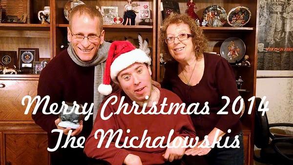 2014 Christms Greeting - Christmas Globe