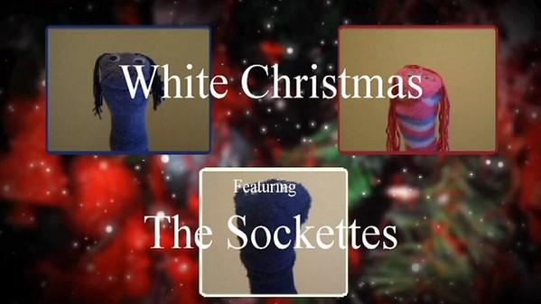 2013 Christmas Greetings - White Christmas