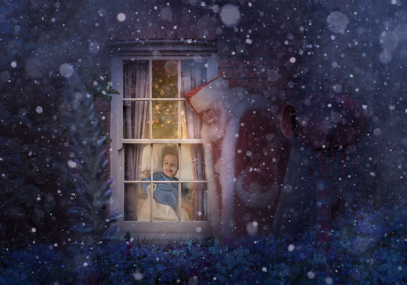 Chloe from Christmas Wish 2017
