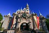 0Disney Calif  2017, 047A, Castle in AM, close up-