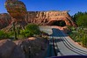 0Disney Calif  2017, 162A Radiator Springs Racers, Cars Land-
