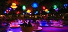 0Disney Calif  2017, 646A, Teacups at night-