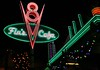 0Disney Calif  2017, 269A Flo's Neon Sign-