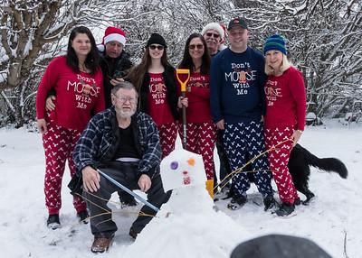 Christmas in Cle Elum-Sharp Family