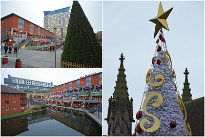 Christmas Time in Birmingham England