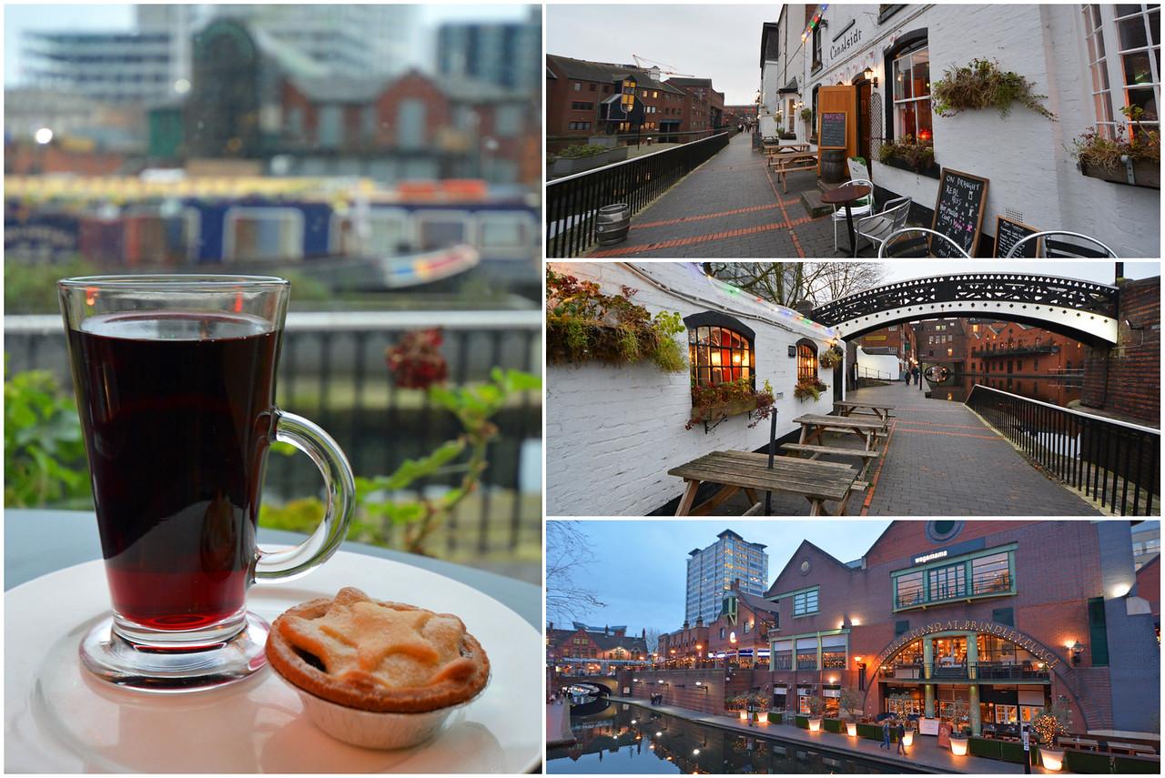 Christmas Time in Birmingham England