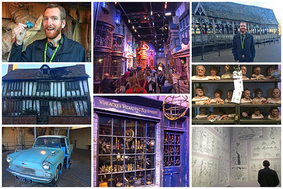 Warner Bros Studio London