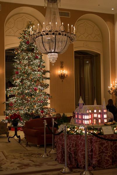 Mark Hopkins Hotel Lobby