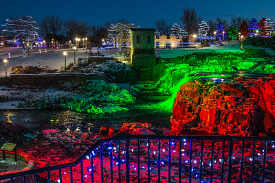 Christmas in Sioux Falls