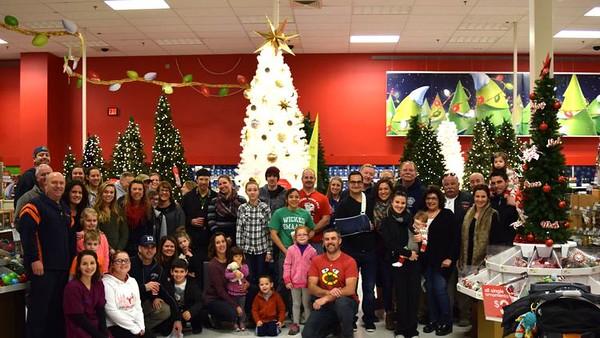 December 2015 - Christmas Shopping