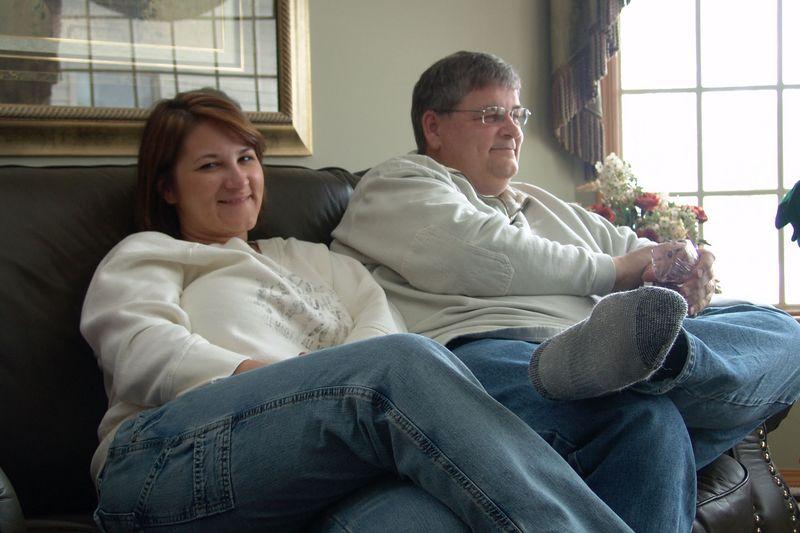 Keri and Brian.