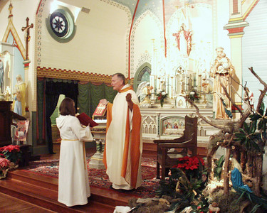 2005 Christmas Midnight Mass