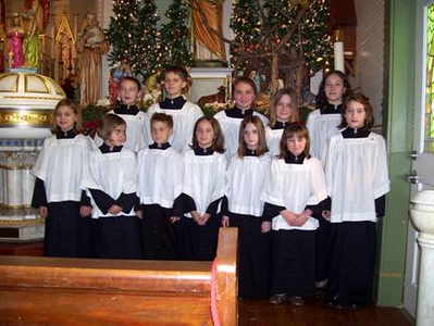 2008 Christmas Eve Children's Choir
