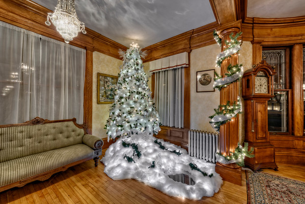 2015 Christmas at the Murdock-Whitney House