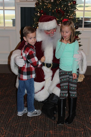 Breakfast with Santa - Windermere 2016