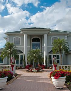 Carlson's Christmas home
