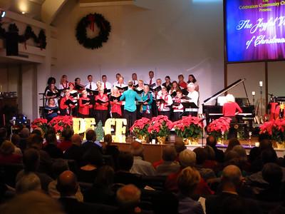 Celebration Community Chorus Christmas Concert Dec 19 2015