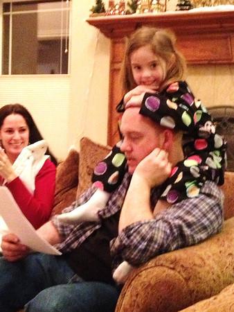 Christmas 2012 at Merritts