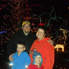 The family at the Grotto.