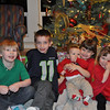 The 2nd cousins: Lincoln (5), Chandler (8), Sam (5 mo), Lucy (4) & Olivia (2)