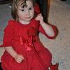 Olivia calling Santa?