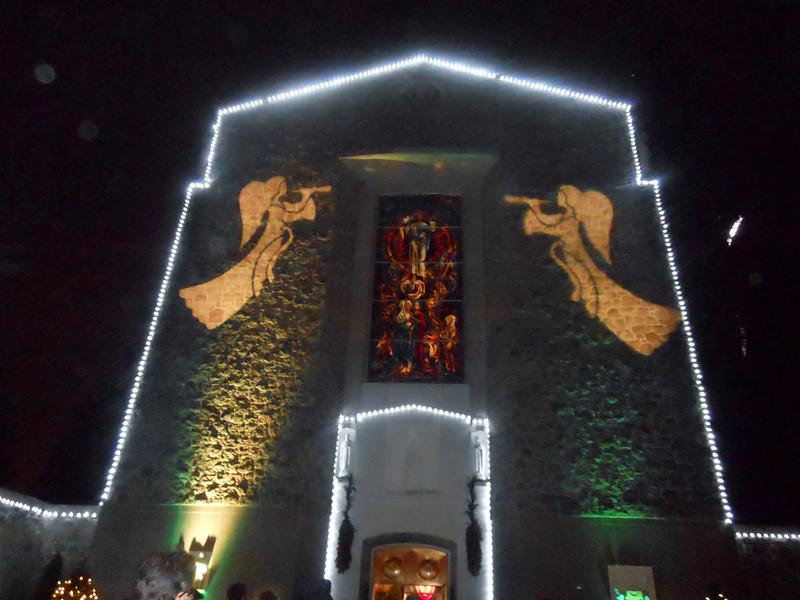 Grotto's Chapel.
