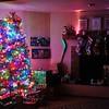 Tree is ready for the morning! Ho Ho Ho! Santa was here!