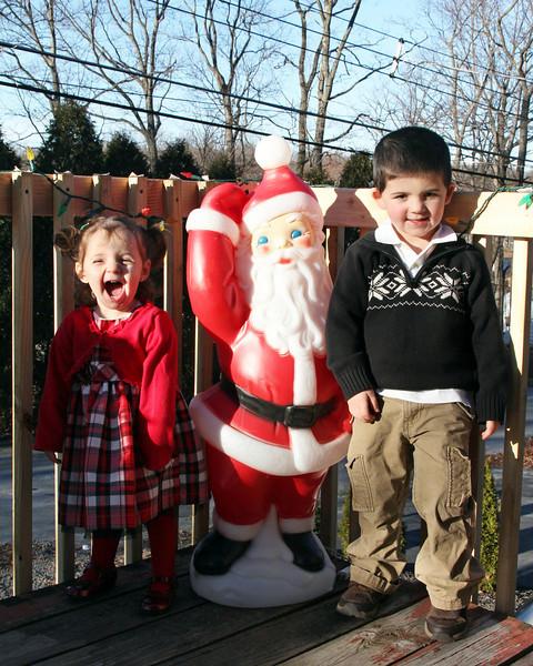 Christmas Eve & Christmas Day 2010