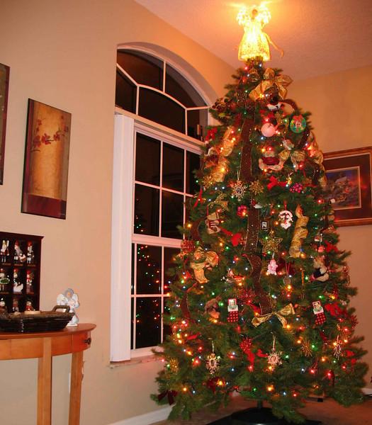 Pritoni Christmas tree (2009)