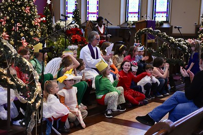 Christmas Pageant 7