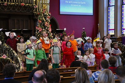 Christmas Pageant 1