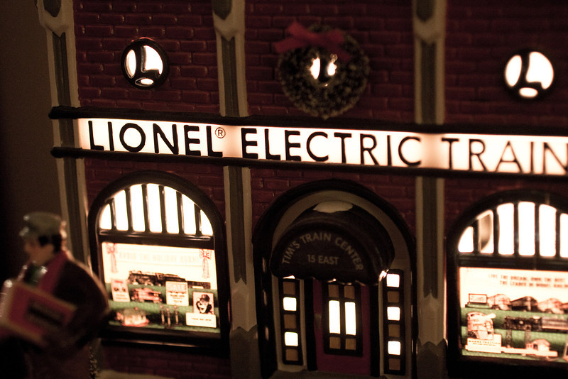 Lionel Electric Trains (1 of 1)