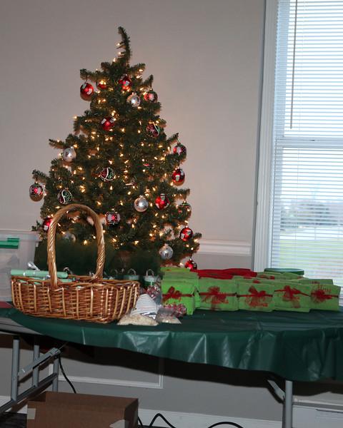 Dickson Christmas Party 12-3-11
